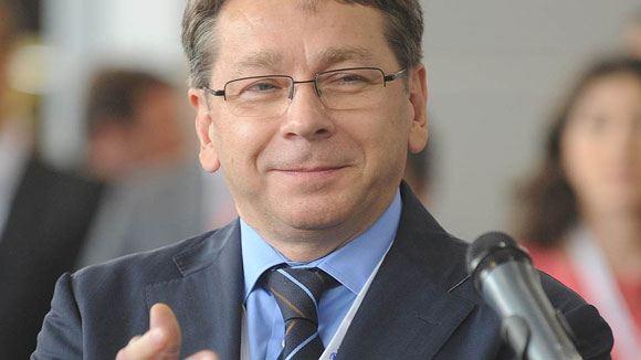 Андрей Дьяков, уволенный гендиректор «Внуково»