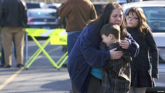 Чаще всего мы узнаем о стрельбе в американских школах