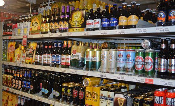 В сша запрещена продажа алкоголя