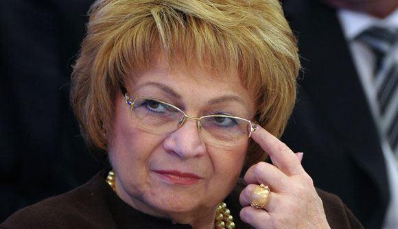 Людмила Швецова, вице-спикер Госдумы
