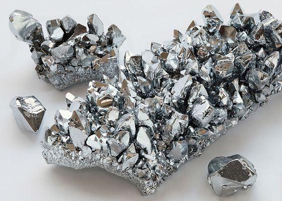 Хром - очень твёрдый и прочный металл