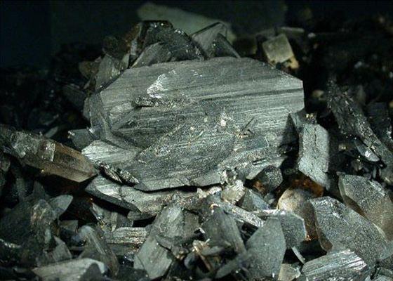 Вольфрам - самый твердый металл в мире