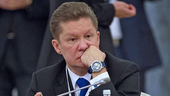Алексей Миллер: Скидок для Украины больше не будет