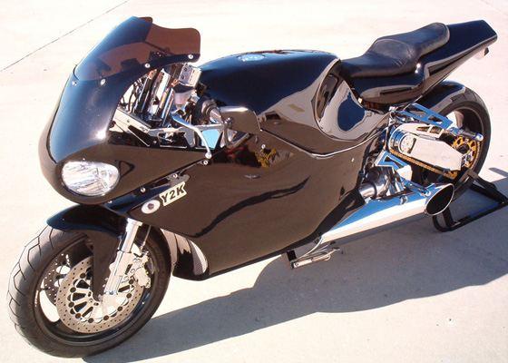 Самый мощный серийный мотоцикл