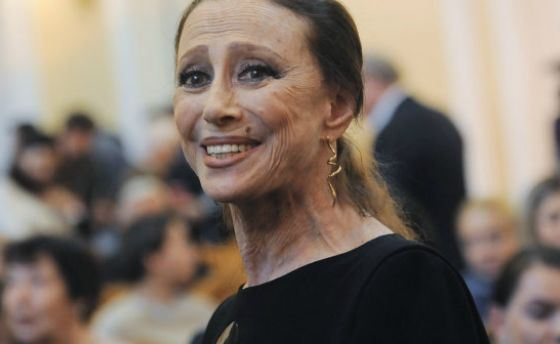 Легендарная балерина Майя Плисецкая отмечает день рождения