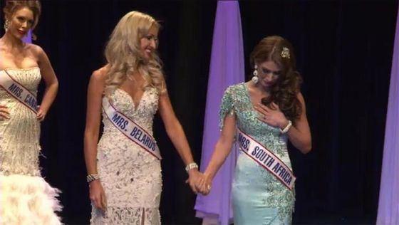 «Самозванка» из Белоруссии победительница «Миссис мира» прокомментировала ситуацию