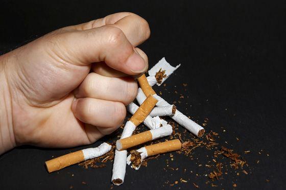 Бросать курить тяжело, лучше не начинать