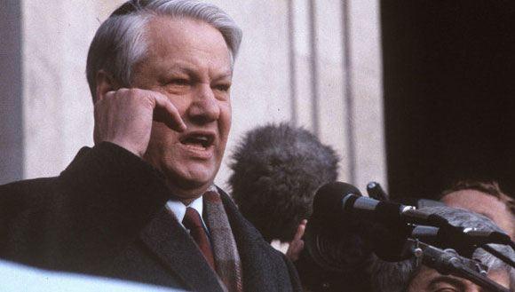 Традиция обращений президента к Федеральному собранию зародилась при Ельцине