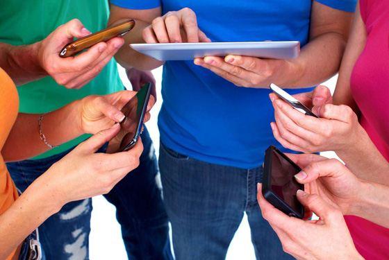 Мобильные приложения привлекают новых пользователей