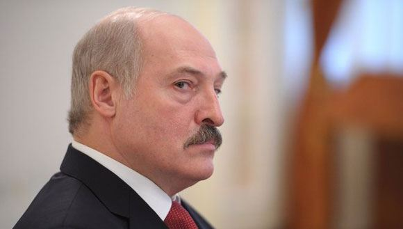 Lukashenka considers the actions of the Russian government indecent