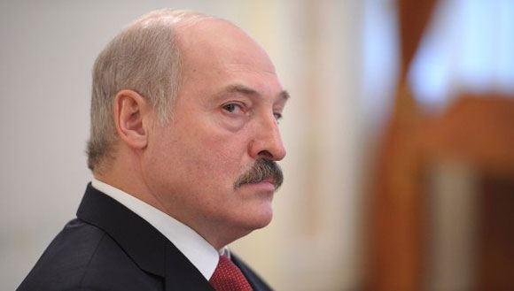 Лукашенко считает действия российского правительства неприличными