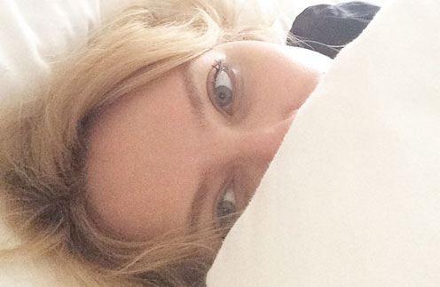 В интернете появились фото Эвелины Хромченко без макияжа