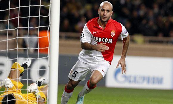 Защитник «Монако» Аймен Абденнур забил первый гол в ворота «Зенита»
