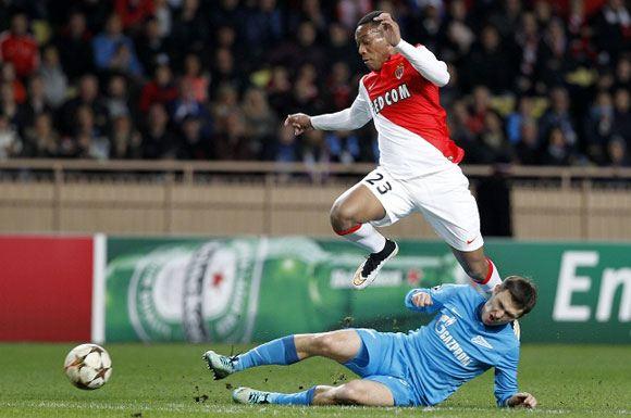«Монако» хватило бы и ничьей, но он добился уверенной победы