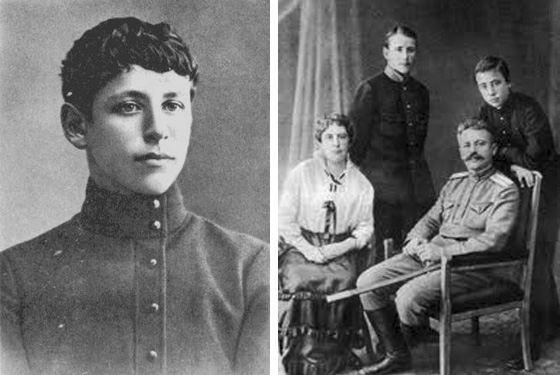 Евгений Шварц, его семья