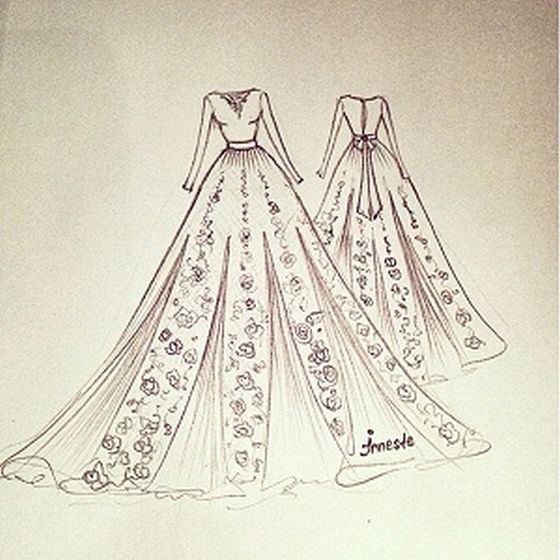 «Дом-2»: Элина Карякина еще не родила, но уже готова к выписке из роддома и рисует платье