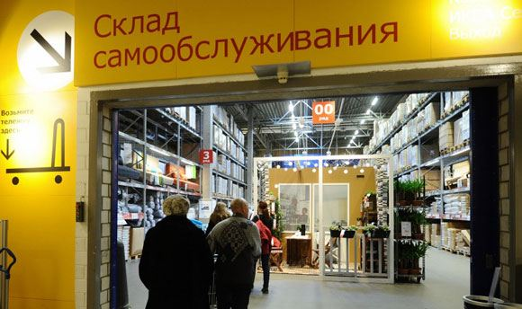 Россияне бросились скупать мебель IKEA в связи с грядущим подорожанием