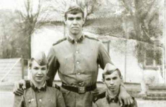 фото валуев в армии