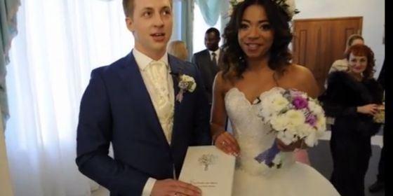 Либерж и Женя Руднев хотят развестись