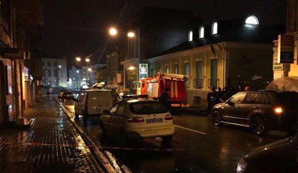 В центре Харькова у магазина Mill Wood прогремел взрыв
