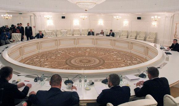 At the talks in Minsk, it was possible to agree only on the exchange of prisoners.
