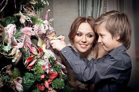 Альбина Джанабаева рассказала о своем сыне Луке