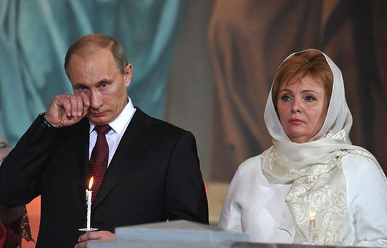 Новость о второй жене Путина оказалась фейком