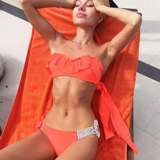 Бывшая участница «Дома-2» Анастасия Ковалева болезненно похудела