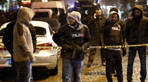 Смертница, взорвавшаяся в полицейском участке в Стамбуле, оказалась россиянкой