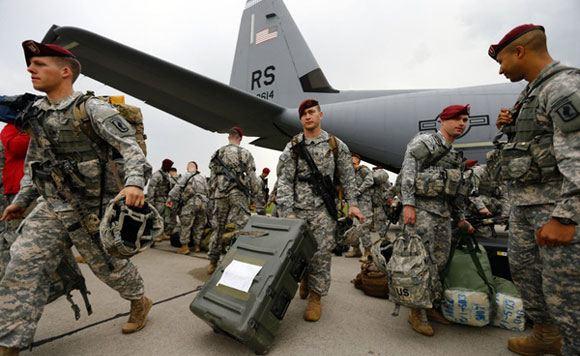 США закрывают 14 военных баз в Европе