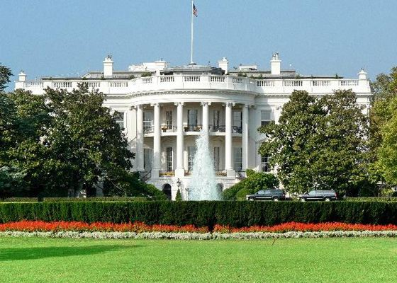 """""""White House"""" the most famous building in the United States"""