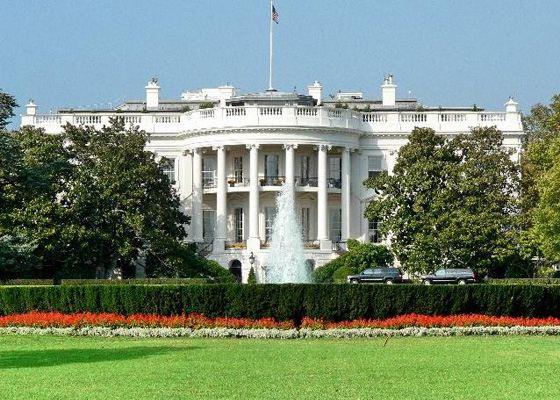 «Белый дом» самое известное здание в США