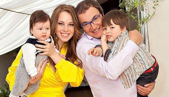 Дмитрий Дибров в пятый раз станет отцом