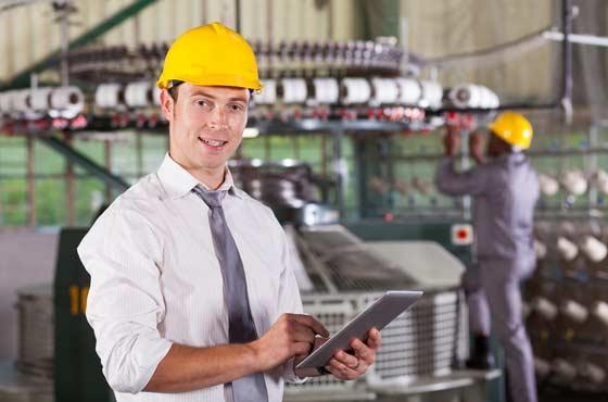 Безопасность на производстве обеспечивает непрерывность процесса и качественную работу персонала