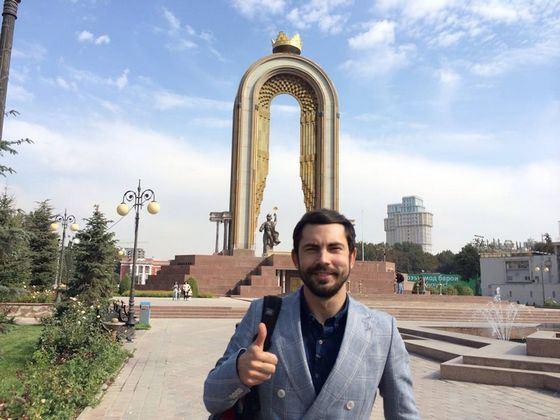 Андрей Бедняков стал знаменитым путешественником