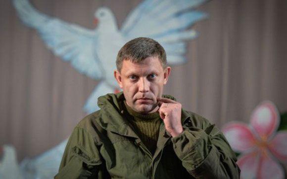 Захарченко заявил о том, что ополченцы ДНР успешно отбили атаки силовиков