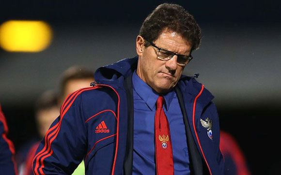 Fabio Capello has not received a salary for more than six months