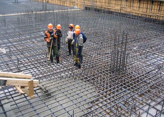 Качество бетона очень важно в любой области