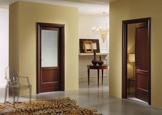 Межкомнатные двери, идеально вписанные в интерьер
