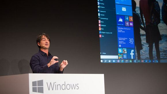 Корпорация Microsoft представила новую версию ОС Windows
