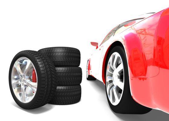 Шины для колес должны быть надежными