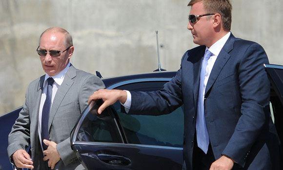 Российский лимузин для президента планируют выпустить в 2018 году