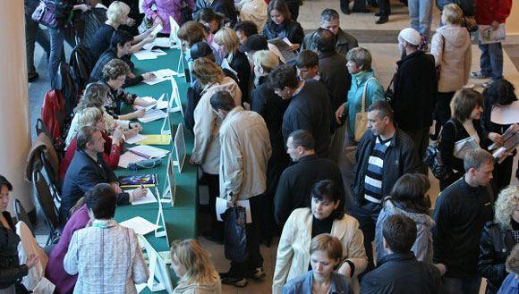 ВЦИОМ: Безработица пугает 23 процента россиян