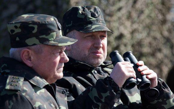 Турчинов призвал граждан Украины не помогать российским спецслужбам