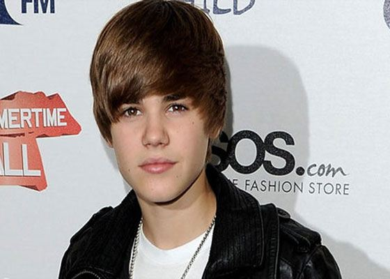 Pictured: Justin Bieber