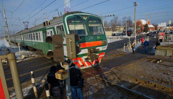 РЖД должно восстановить движение пригородных поездов в кратчайшие сроки