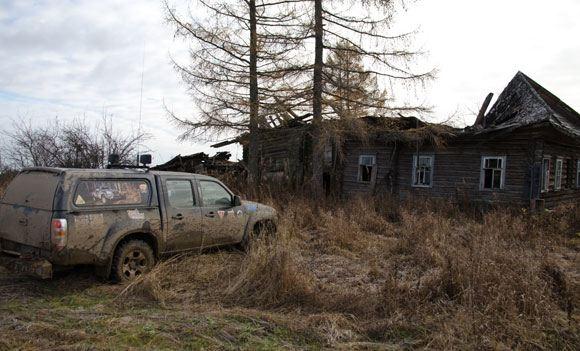 Россиянам могут начать выдавать земельные участки в заброшенных деревнях