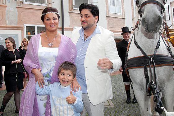 Жених Анны Нетребко рассказал, где состоится их свадьба