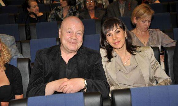 Сергей Селин женился на своей избраннице Анне