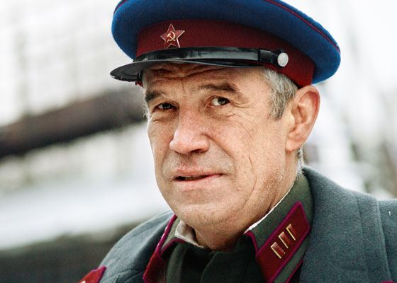 In the photo: Sergey Garmash